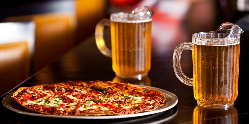 Beer Pizza